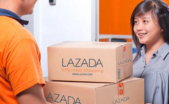 Kiểm tra đơn hàng Lazada
