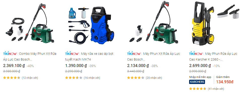 Nên lựa chọn sản phẩm chính hãng giá rẻ
