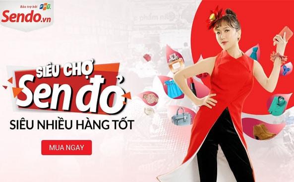 Hotline Sendo 1900.6000 hỗ trợ khách hàng 24/7