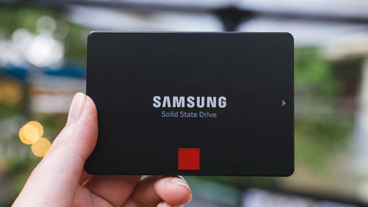 SSD 256GB - 240GB