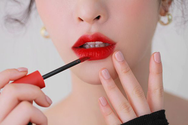 3CE Soft Lip Lacquer màu Change Mode (đỏ lạnh)