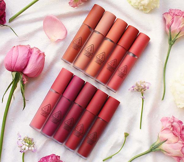 Son 3CE Soft Lip Lacquer màu nào đẹp?