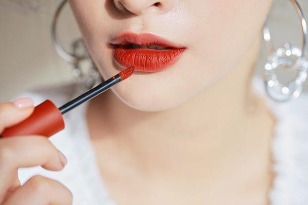 3CE Soft Lip Lacquer màu Null Set (đỏ gạch)
