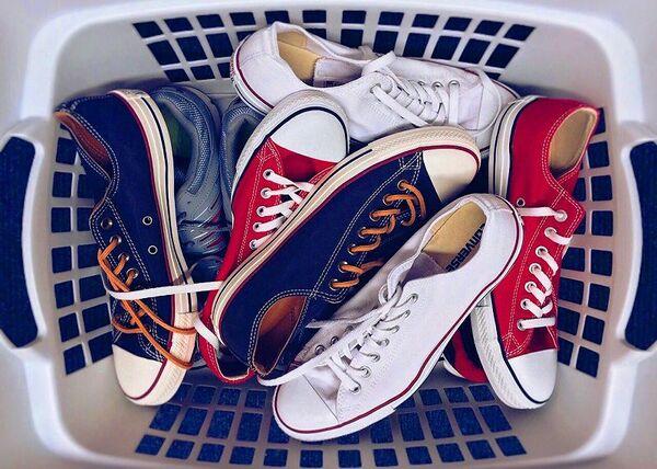 Vệ sinh để giày thể thao bền đẹp hơn