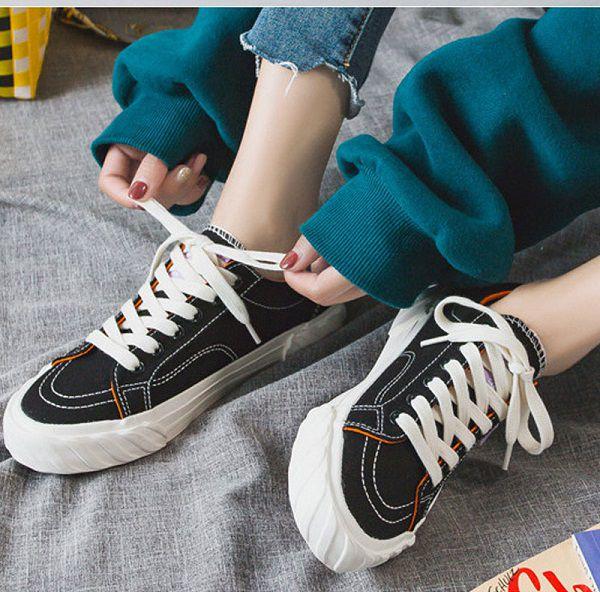 Giày thể thao vải Canvas