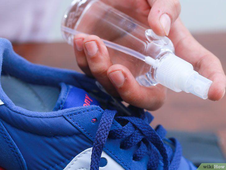Bình xịt kháng khuẩn cho giày sạch mùi