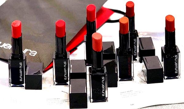 Son Shu Uemura Rouge Unlimited Supreme Matte/Sheer Shine