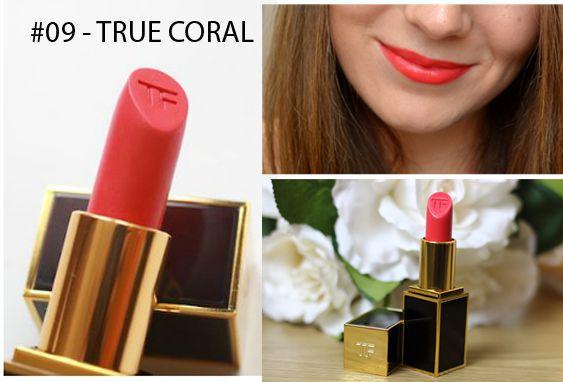 Màu Tom Ford True Coral