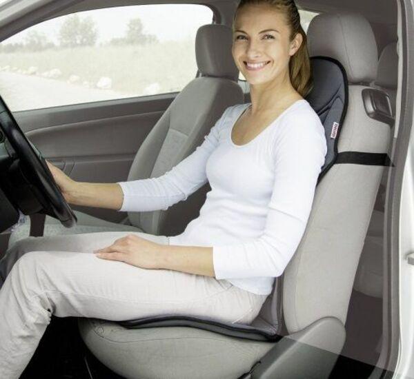 Đệm massage toàn thân dùng được trên ô tô