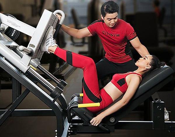 Sử dụng máy tập gym đúng cách