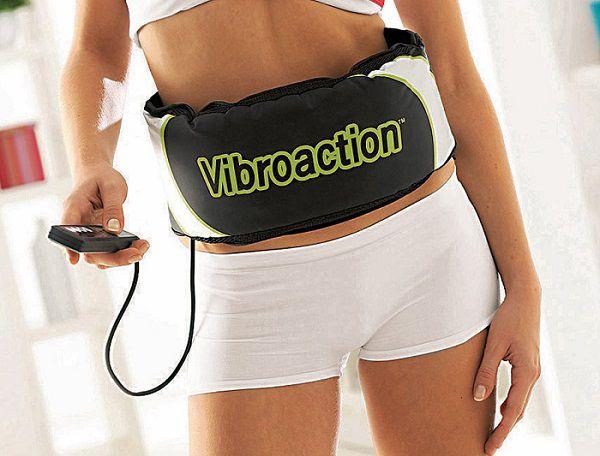 Đai massage Vibroaction có tốt không