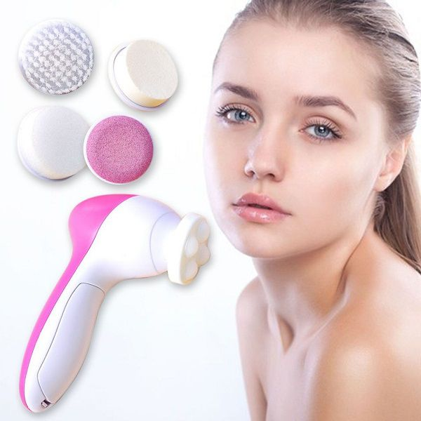 Máy massage mặt 5 in 1 Beauty Care Massager AE 8782