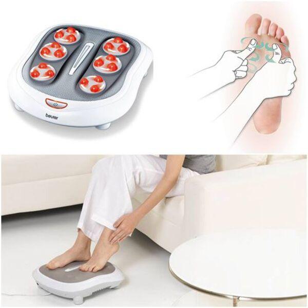 Lưu ý khi sử dụng máy massage chân