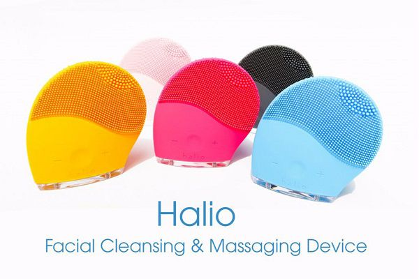 Halio Facial Cleansing và Massaging Device