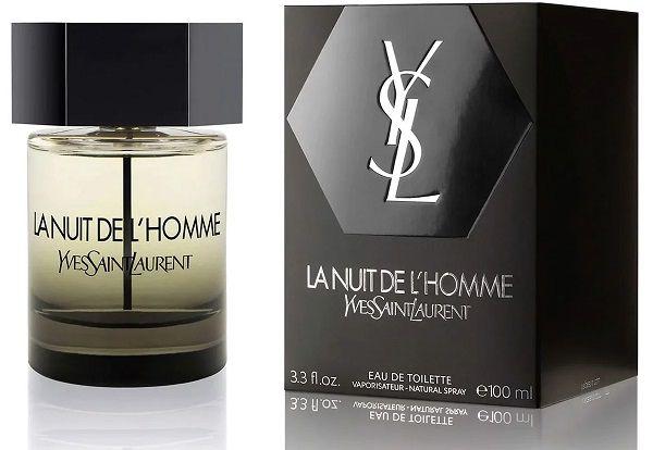 La Nuit De L'Homme một trong những nước hoa nam được ưa chuộng