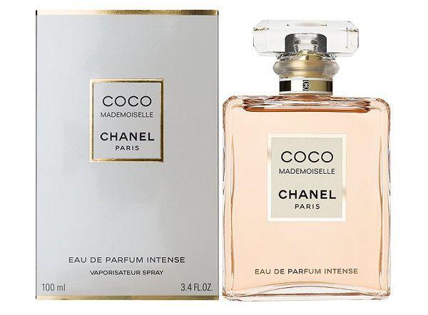 Mùi nước hoa nữ quyến rũ nhất