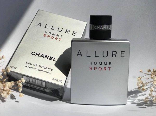 Nước hoa Chanel nam Allure Homme Sport