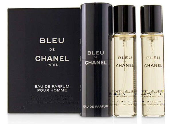 Chanel Bleu De Chanel Twist and Spray EDT