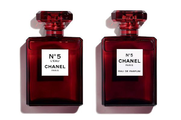 Nước hoa Chanel N°5 L'Eau Red Edition cho nữ