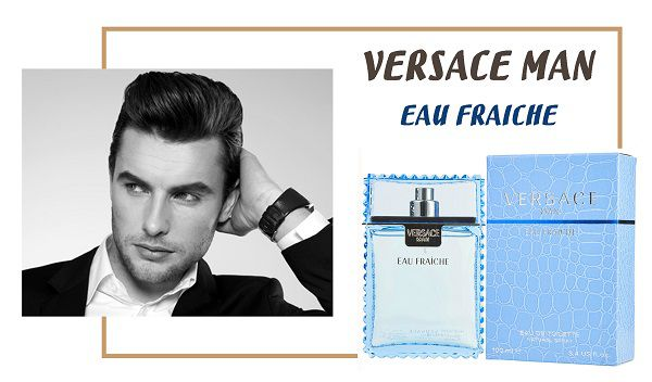 Nước hoa Versace nam chính hãng Versace Man Eau Fraiche