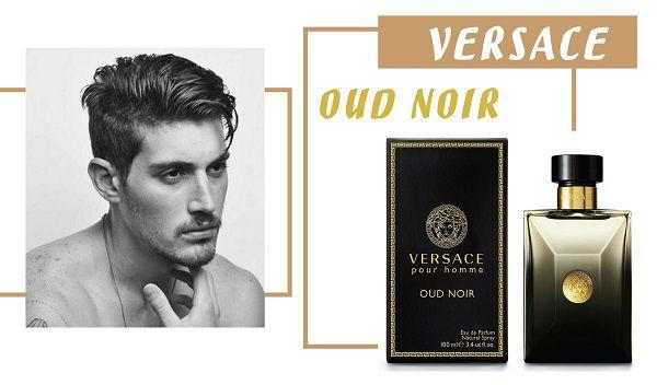 Nước hoa Versace Oud Noir cho nam