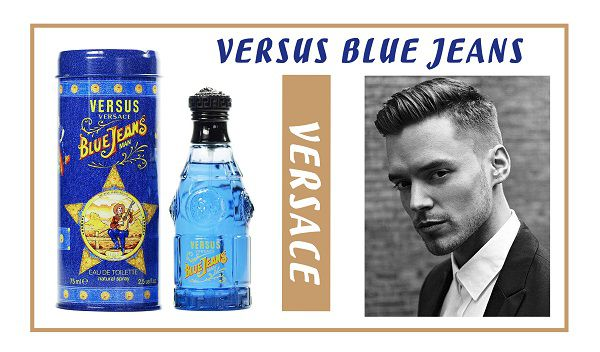 Versace Versus Blue Jeans