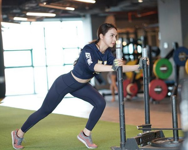 Quần tập gym Jogger