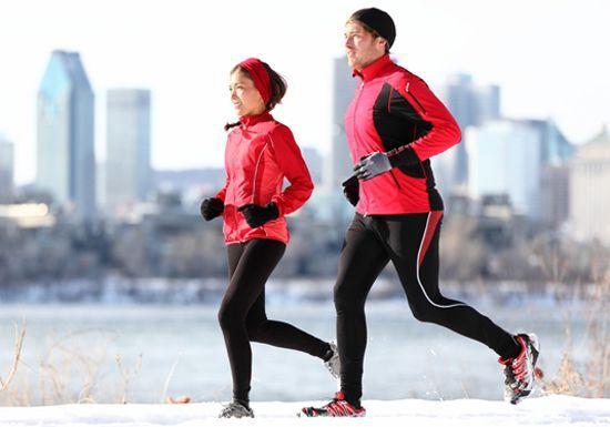 Quần tập gym nam & nữ mùa đông