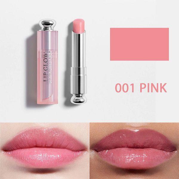 Son dưỡng Dior Màu #102 Matte Raspberry