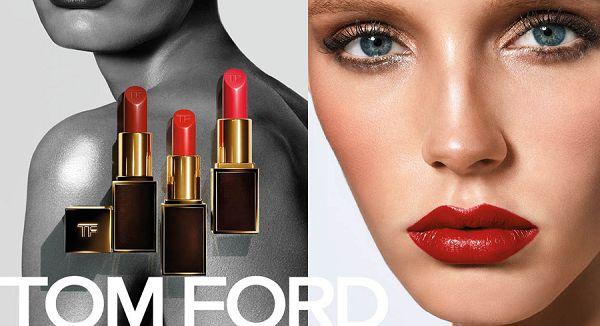 Độ lên màu của son TF Liquid Matte Lip Lacquer ở các tone da