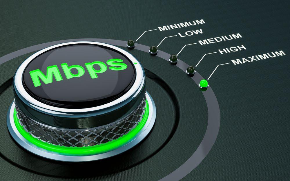 Mbps là gì? Sự khác nhau giữa MBps và Mbps