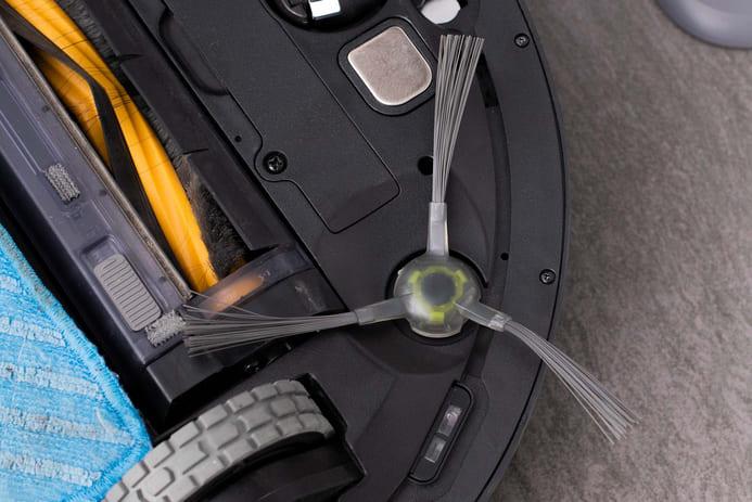 Thiết kế của robot hút bụi Ecovacs Deebot 930