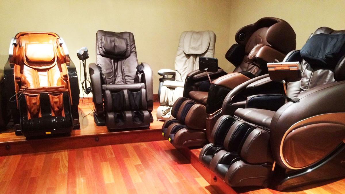 Ghế massage cũ có tốt không? Bán thanh lý ghế massage toàn thân ở đâu?