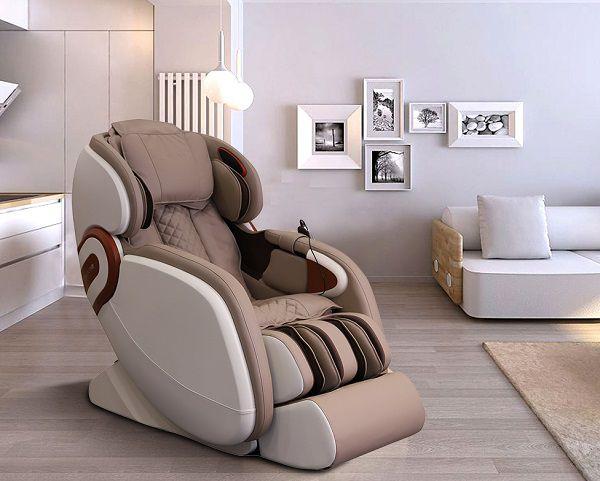 Ghế massage nội địa Nhật được nhiều ưa chuộng
