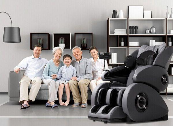 Ghế massage Shika có nhiều ưu điểm nổi bật