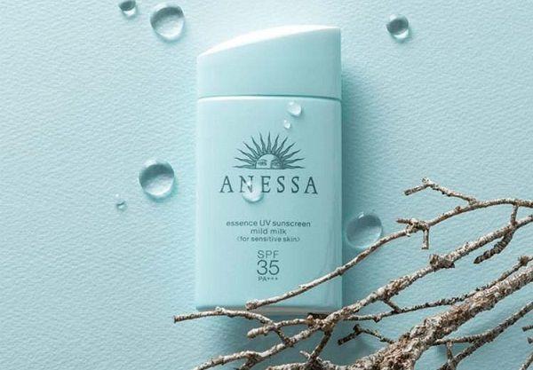 Sữa chống nắng Anessa Essence UV Sunscreen Mild Milk