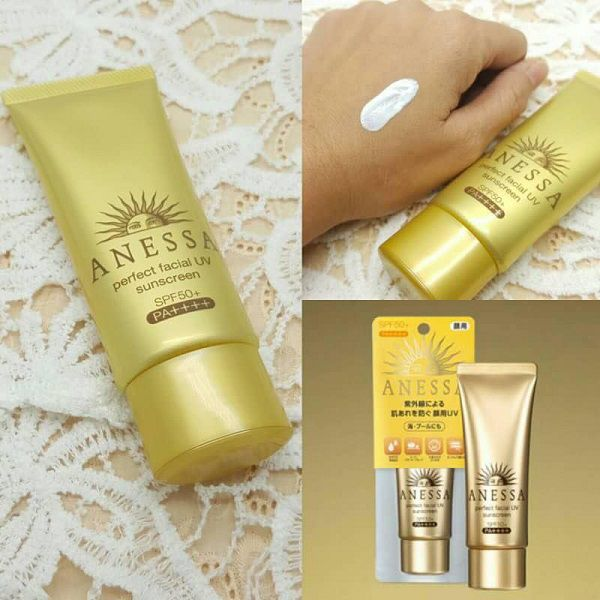 Anessa Perfect Facial UV Sunscreen