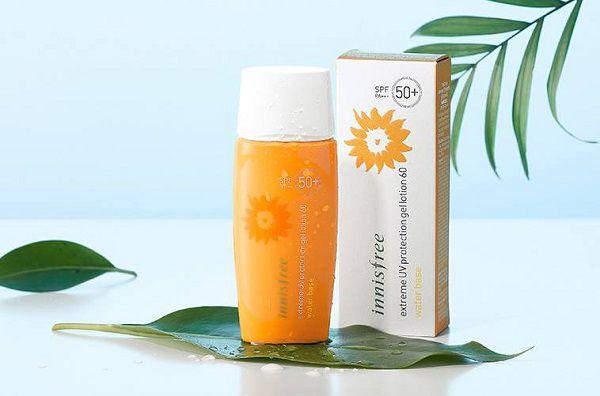Innisfree Extreme Safety 60 Sun Gel