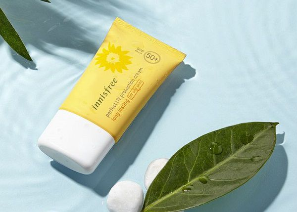 Innisfree Perfect UV Protection Cream Long Lasting/For Oily Skin