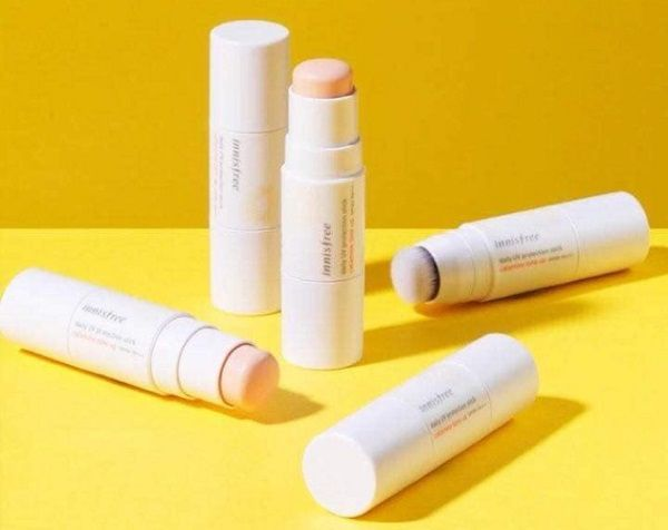 Innisfree Daily UV Protection Stick Calamine Tone Up SPF 50