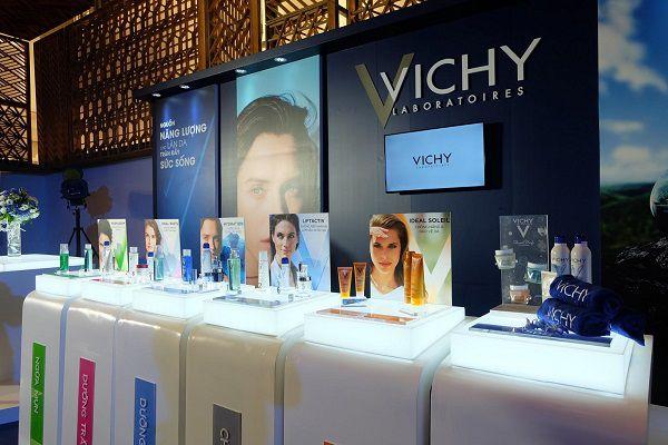 Mua kem chống nắng chính hãng Vichy ở đâu?