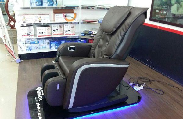 Kinh doanh ghế massage  tính tiền mang lại nhiều cơ hội