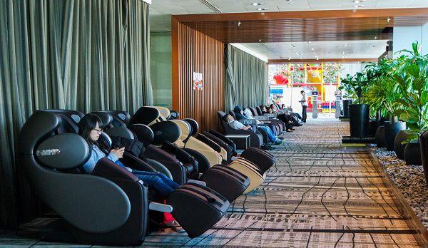 Ghế massage tính tiền giúp chủ kinh doanh thu hồi vốn nhanh