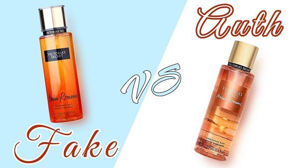 Chai nước hoa auth và fake khác biệt rất rõ từ thiết kế, màu sắc