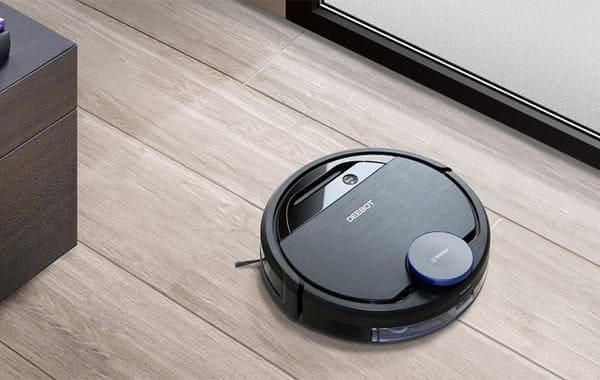 Robot Hút Bụi, Lau Nhà Ecovacs Deebot DD35 (OZMO 600)