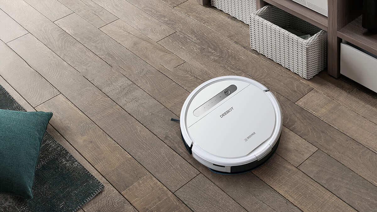 Robot hút bụi lau nhà Ecovacs Deebot