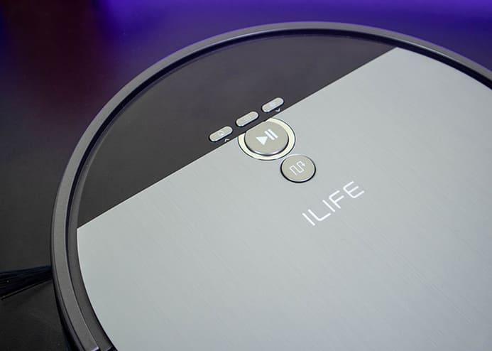Thiết kế của Ilife V8S