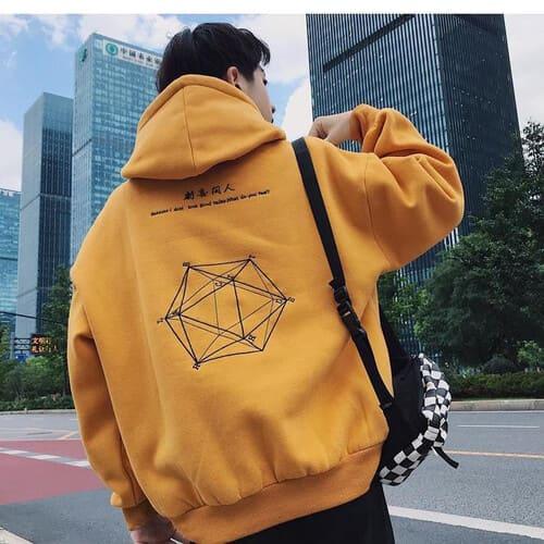 Áo khoác hoodie - Trẻ trung, năng động, phá cách