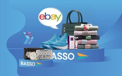 Dịch vụ mua hàng eBay Basso