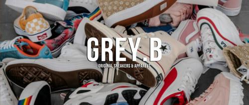 Giày sneaker nam và giày sneaker nữ tại GREY.B